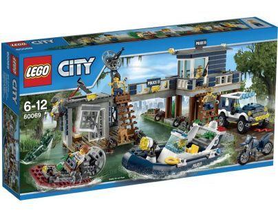 LEGO City 60069 Stanice speciální policie - Poškozený obal