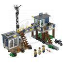 LEGO City 60069 Stanice speciální policie - Poškozený obal 2