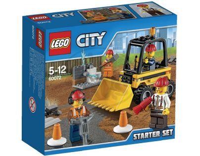 LEGO City Demolition 60072 - Demoliční práce – startovací sada