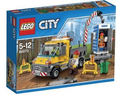 LEGO City Demolition 60073 - Servisní truck