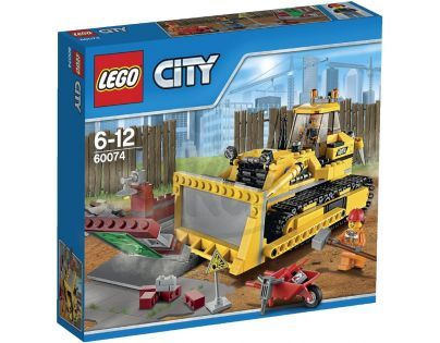LEGO City Demolition 60074 - Buldozer