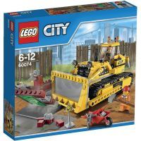 LEGO City Demolition 60074 - Buldozer