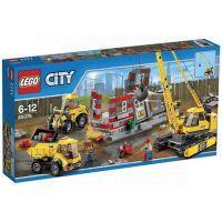 LEGO City Demolition 60076 - Demoliční práce na staveništi