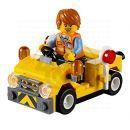 LEGO City 60079 Transportér pro převoz raketoplánu 5