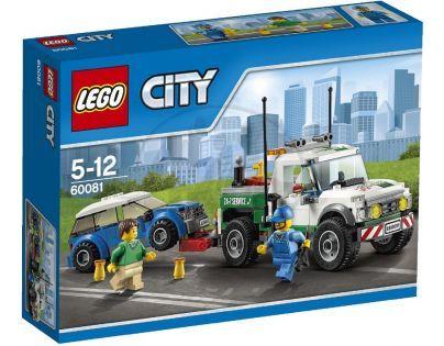 LEGO City Great Vehicles 60081 - Odtahový pick-up
