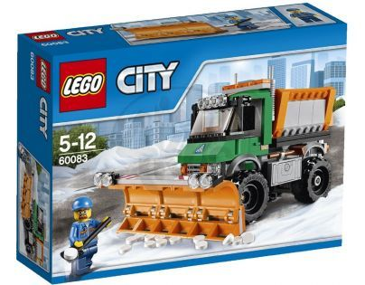 LEGO City Great Vehicles 60083 - Sněžný pluh