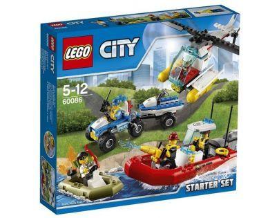 LEGO City Town 60086 - Startovací sada LEGO® City
