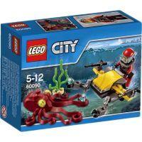 LEGO City 60090 Potápěčský hlubinný skútr