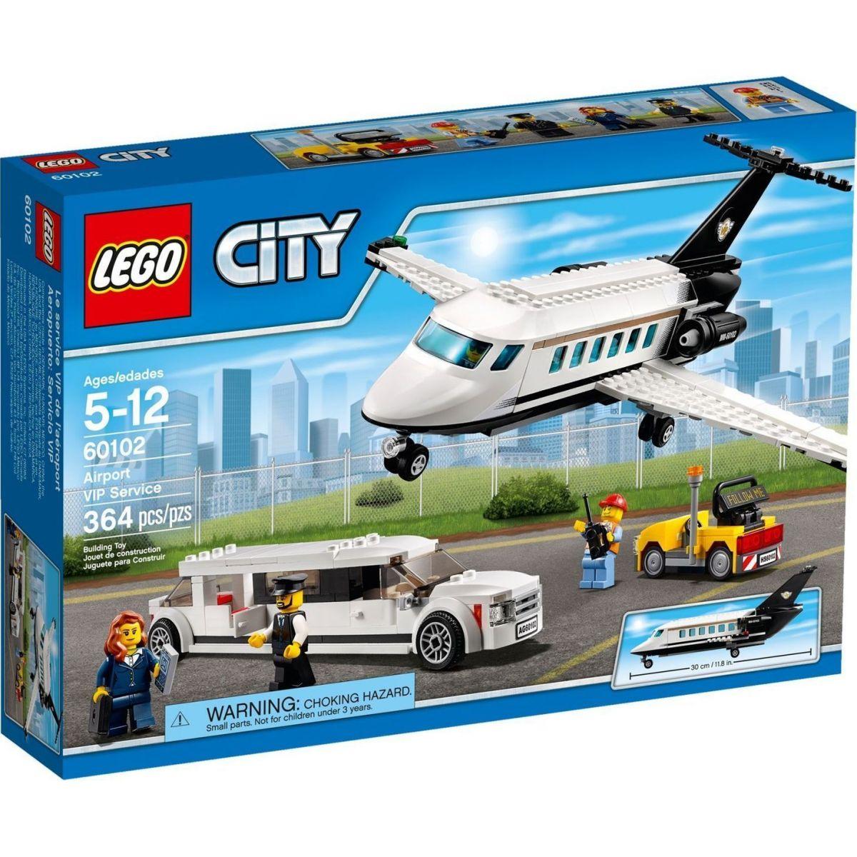 LEGO City 60102 Letiště VIP servis