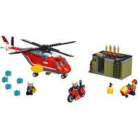 LEGO City 60108 Hasičská zásahová jednotka 2