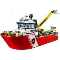 LEGO City 60109 Hasičský člun - Poškozený obal 3