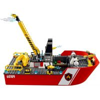 LEGO City 60109 Hasičský člun - Poškozený obal 4
