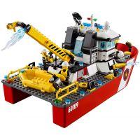 LEGO City 60109 Hasičský člun - Poškozený obal 5