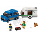 LEGO City 60117 Dodávka a karavan 2