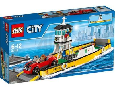 LEGO City 60119 Přívoz
