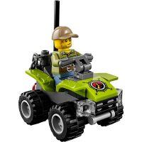LEGO City 60120 Sopečná startovací sada 3