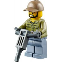 LEGO City 60121 Sopečné průzkumné vozidlo 4