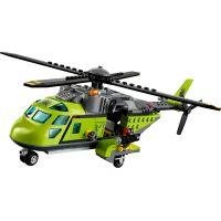 LEGO City 60123 Sopečná zásobovací helikoptéra 2