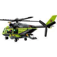 LEGO City 60123 Sopečná zásobovací helikoptéra 3