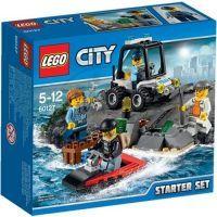 LEGO City 60127 Vězení na ostrově - Startovací sada
