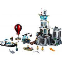 LEGO City 60130 Vězení na ostrově - Poškozený obal 3