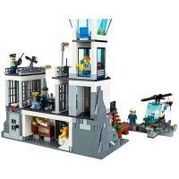 LEGO City 60130 Vězení na ostrově - Poškozený obal 4