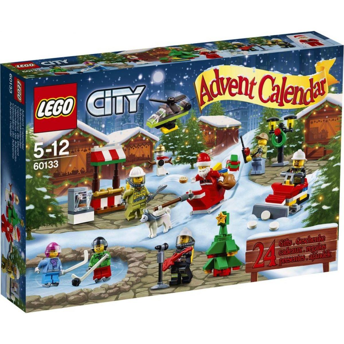 LEGO City 60133 Adventní kalendář