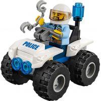 LEGO City 60135 Zatčení na čtyřkolce 6