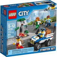 LEGO City 60136 Policie Startovací sada