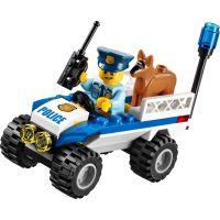 LEGO City 60136 Policie Startovací sada 3