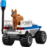 LEGO City 60136 Policie Startovací sada 4