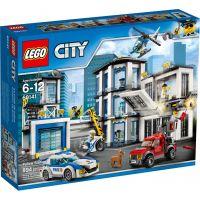 LEGO City 60141 Policejní stanice - Poškozený obal