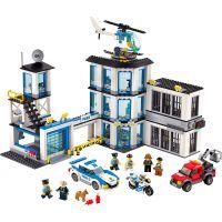 LEGO City 60141 Policejní stanice 2
