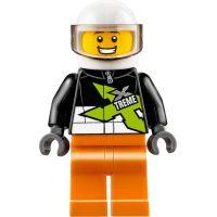 LEGO City 60146 Náklaďák pro kaskadéry 5
