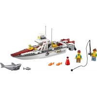 LEGO City 60147 Rybářská loďka 2