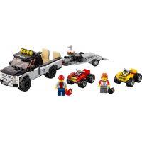 LEGO City 60148 Závodní tým čtyřkolek 2