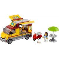 LEGO City 60150 Dodávka s pizzou 2