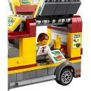 LEGO City 60150 Dodávka s pizzou 4