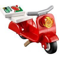 LEGO City 60150 Dodávka s pizzou 6