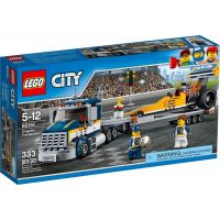 LEGO City 60151 Transportér dragsteru