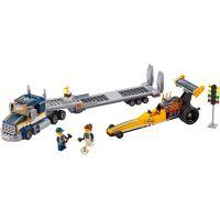 LEGO City 60151 Transportér dragsteru 2