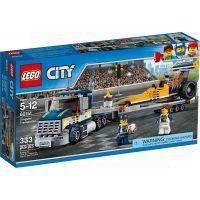 LEGO City 60151 Transportér dragsteru
