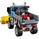 LEGO City 60152 Zametací vůz a bagr 4