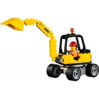 LEGO City 60152 Zametací vůz a bagr 5