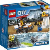 LEGO City 60163 Pobřežní hlídka - začátečnická sada