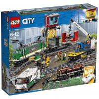 LEGO City 60198 Nákladní vlak 3