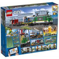 LEGO City 60198 Nákladní vlak 4
