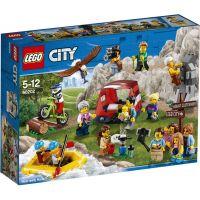 LEGO City 60202 Sada postav Dobrodružství v přírodě