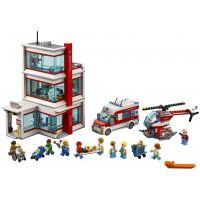 LEGO City 60204 Nemocnice 2