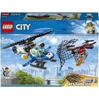 LEGO City 60207 Letecká policie a dron 2